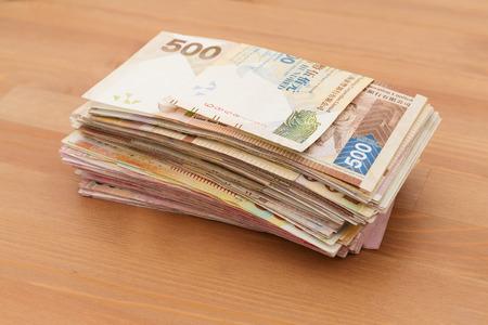 heap: Heap of Hong Kong dollar