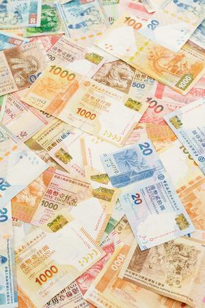 fifty dollar bill: Hong Kong bank notes
