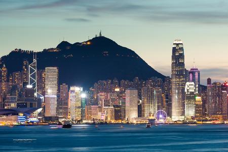 Hongkong-Nacht