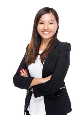 singaporean: Singaporean business woman portrait
