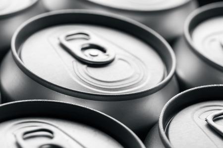 lata de refresco: Soda latas