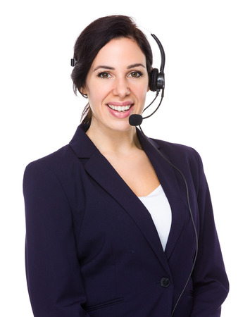 hotlink: Telemarketing representative