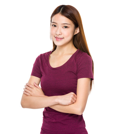 Young lady portrait Stock Photo