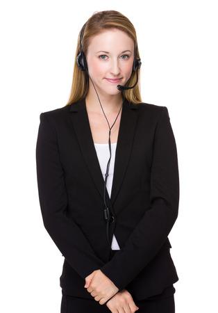 customer: Customer services representative