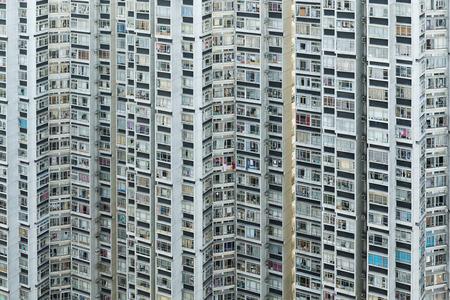 residential housing: Hong Kong residential housing