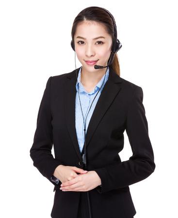 servicio al cliente: Representante de servicios al cliente
