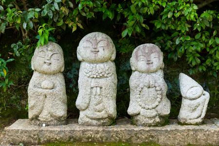 jizo: Nagomi Jizo in Kyoto