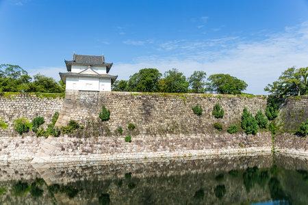 turret: Turret of the osaka castle