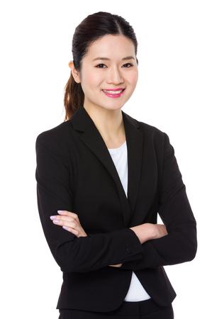 beautiful businesswoman: Beautiful businesswoman portrait