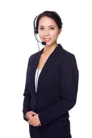customer: Customer services officer