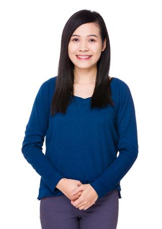 sweatsuit: Woman Stock Photo