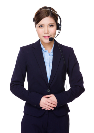 hotlink: Call center officer