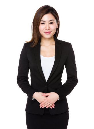 asian youth: Businesswoman