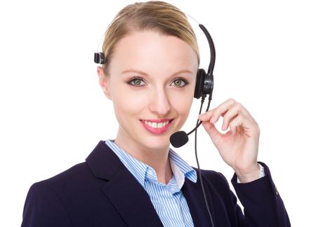 servicio al cliente: Servicio al cliente asistente
