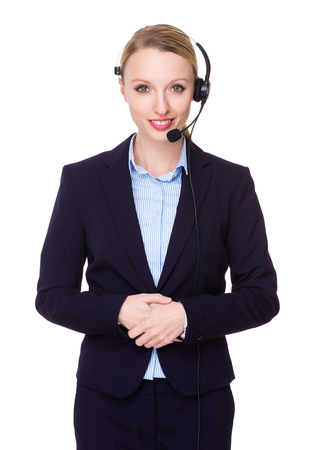 american banker: Customer services operator