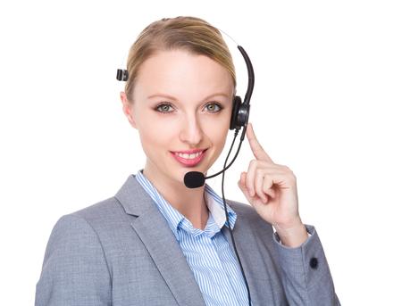 servicio al cliente: Oficial de los servicios al cliente