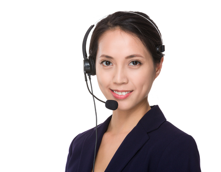 telemarketing: Telemarketing operator