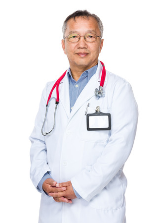 smiling doctor: Doctor