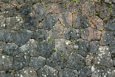 alkalmasság: Régi kőfal