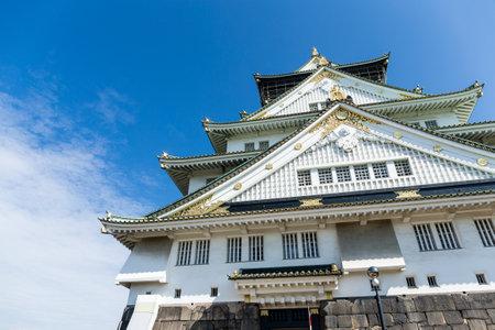 osakajo: Traditional Osaka castle