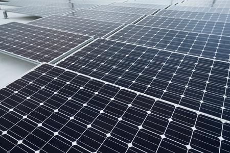 photoelectric: Solar power energy