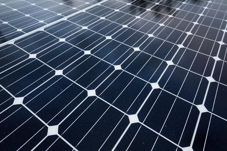 photoelectric: Solar panel texture