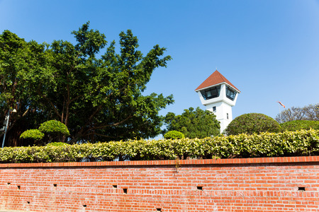 watchtower: Watchtower of Fort Zeelandia, Tainan, Taiwan