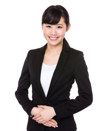 niñas chinas: Mujer de negocios asiática