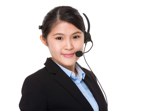 customer service representative: Customer service representative