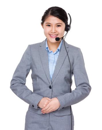 hotlink: Customer services officer