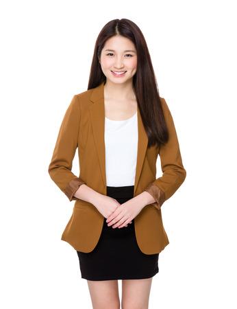 businesswoman suit: Businesswoman