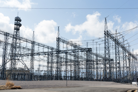 complex system: Power transformation station