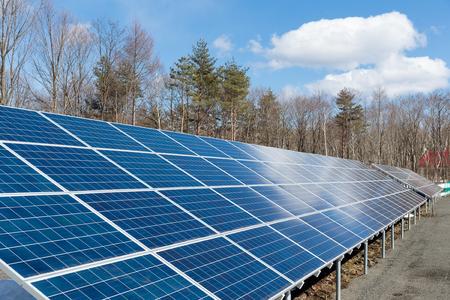 panel: Solar energy panel