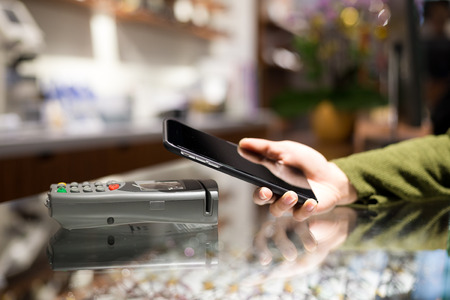 wireless terminals: Mobile payment