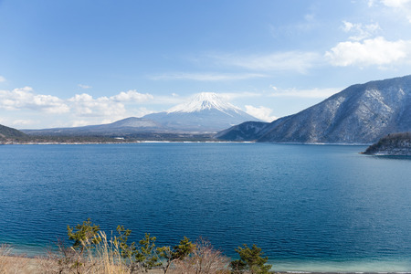 fujisan: Fujisan and Lake Motosu