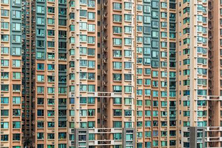 rented: Apartment building