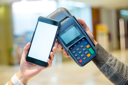 mobile communication: Mobile payment with NFC near field communication technology