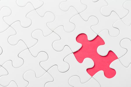 95: Puzzle Stock Photo