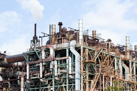 industrial: Industrial factory