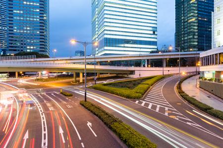 ruch: Tokyo city
