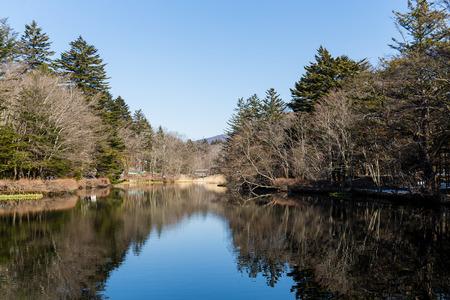 placid water: Water lake