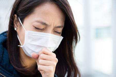 transmissible: Woman got sick