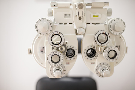 ophthalmic: Phoropter, ophthalmic testing device machine