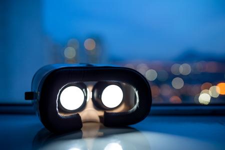 Virtuelle Realität Gerät