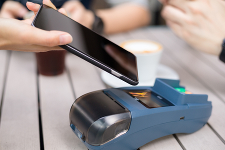 nfc: Mobile payment with NFC technology