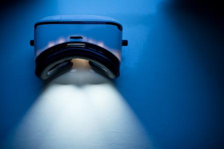 night vision: Virtual Reality Headset