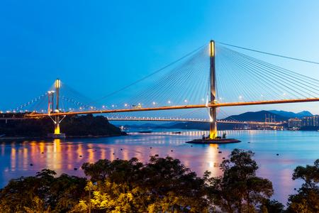 ting: Ting Kau suspension bridge