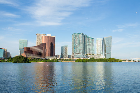 macao: Macao city