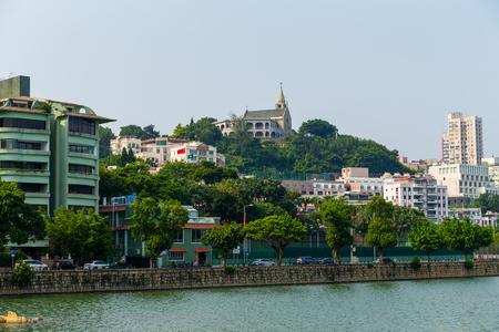 macao: Macao cityscape