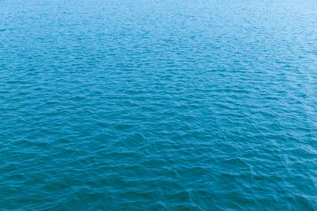 surface: Sea surface Stock Photo